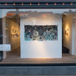 Neil Blender exhibition at Artists Republic 4 Tomorrow gallery