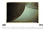 Wallpaper Calendar June 2014