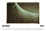 Wallpaper Calendar October 2014