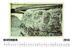The Wallpaper Calendar November 2014 is online